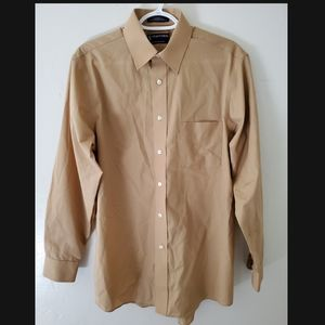 Stafford performance super shirt classic fit